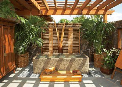 Shower Garden