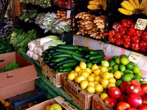 Big Island of Hawaii – Kona Farmer's Markets