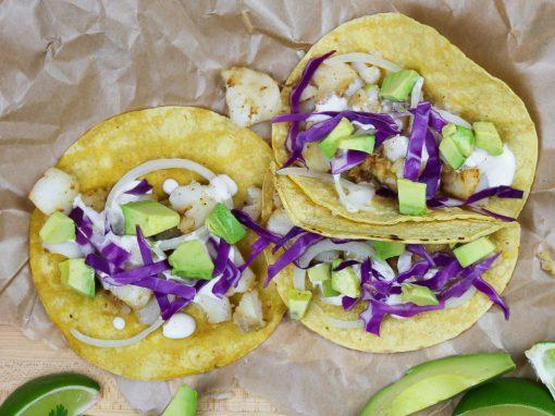 Big Island Fish Tacos