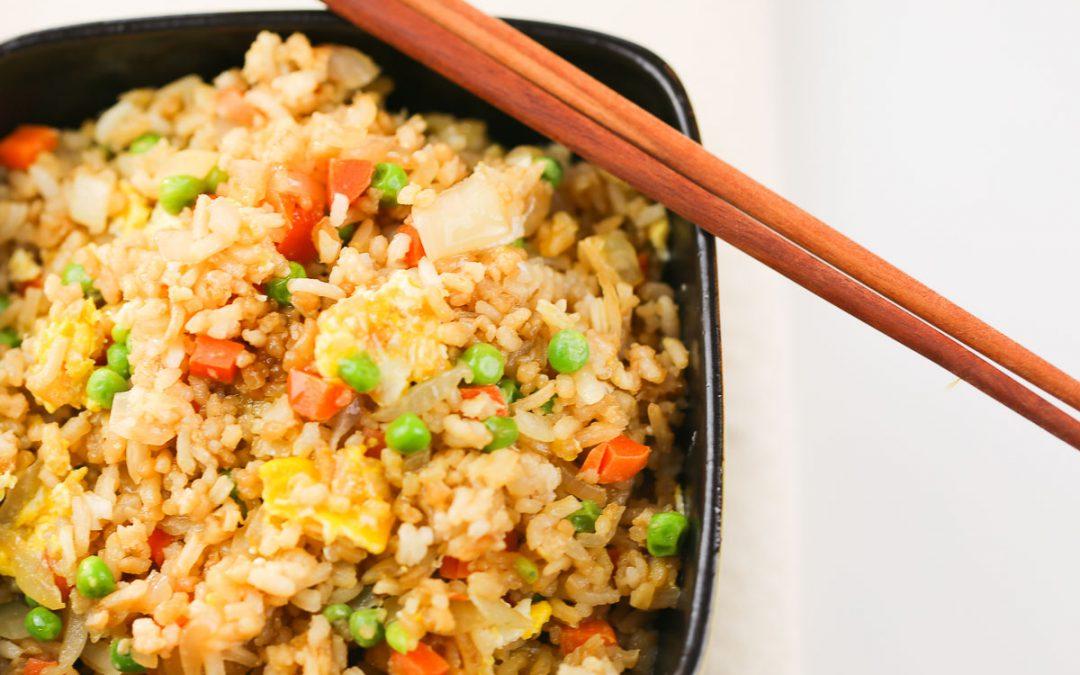 Easy Island Fried Rice