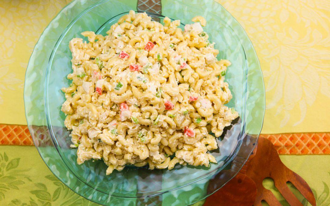 Auntie Ahulani's Amazingly Good Mac Salad