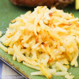 Creamy Hash Brown Potato Casserole